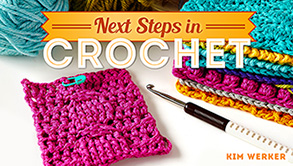 Next Steps in Crochet from: Craftsy