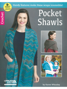 Pocket Shawls from Annie's