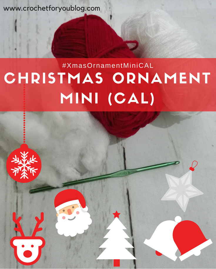 Christmas Ornament Mini CAL 2017 - Intro Post