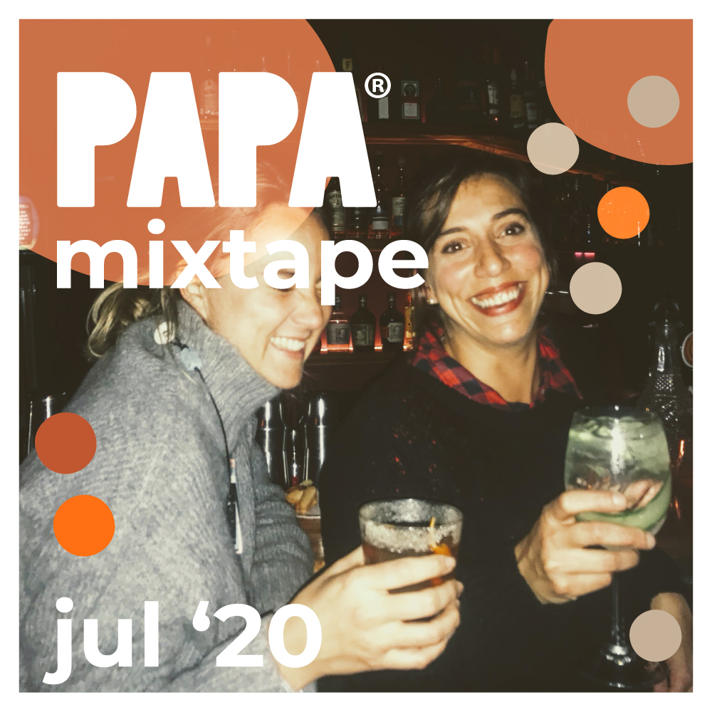 PAPAMIXTAPE Julio '20