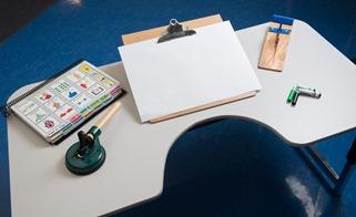 table equipment
