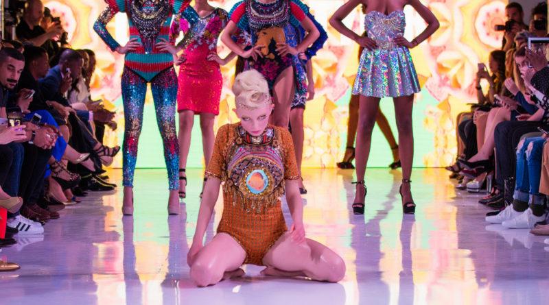 George Styler Runway LAFW LA Fashion Week 2016