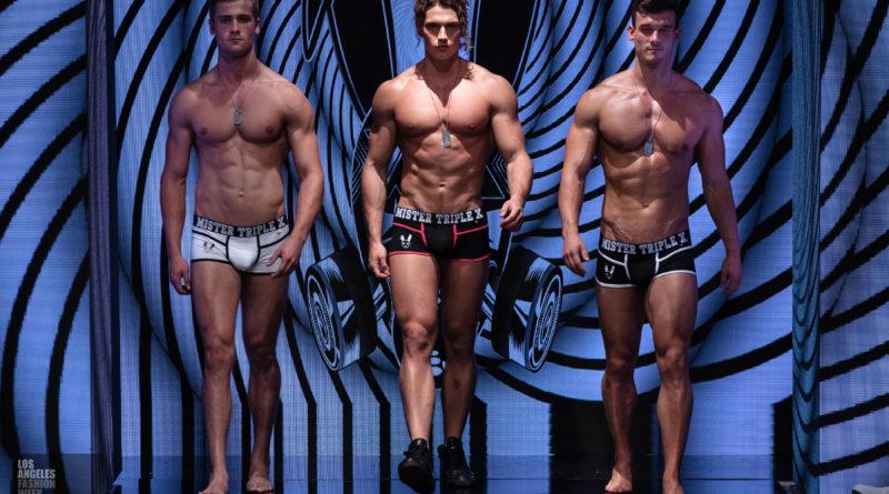Los Angeles Fashion Week Art hearts ss19 Mister Triple x Runway
