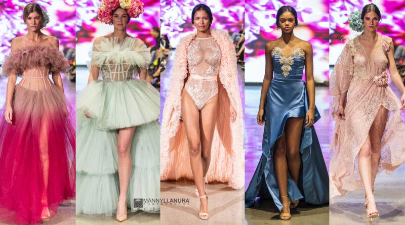 Walter Mendez La Fashion Week Runway