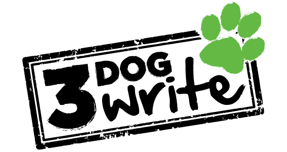 Contact Us - 3 Dog Write