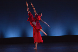 Dallas Black Dance Theatre. Photo by Mark Horning. Image courtesy of The International Association of Blacks in Dance (IABD).