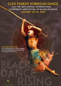IABD 2016. Image courtesy of The International Association of Blacks in Dance (IABD).