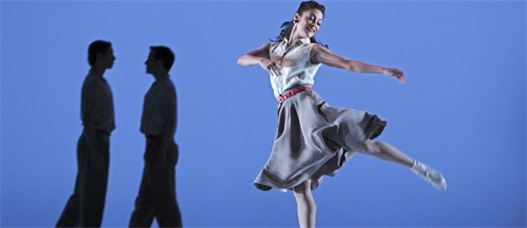 Paul Taylor Dance Company. Image courtesy of Newman Center Presents.
