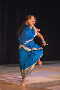 "Deepali - Dancer. Actor. Choreographer. performs her work ""Hall of Shame"". Photography by Amanda Tipton."