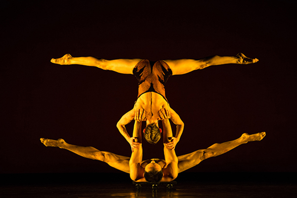 MOMIX. Photo courtesy of Newman Center Presents