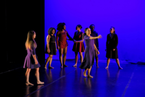 Photo by Stan Obert. Courtesy of Nu-World Contemporary Danse Theatre.