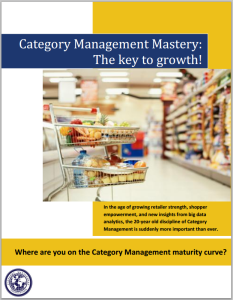 category management mastery whitepaper