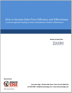 how to increase sales force effectiveness whitepaper