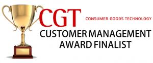 CGT customer management award