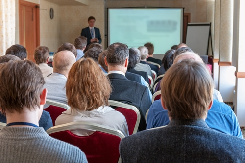How can presentations be enhanced in your business?