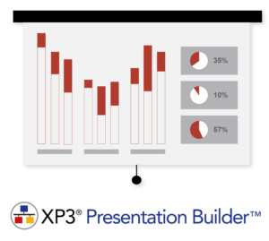 XP3 Presentation Builder Illustration