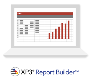 XP3 Report Builder Illustration