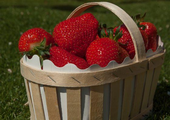 Recetas con fresas, unas aliadas de tu fertilidad - sexologos online