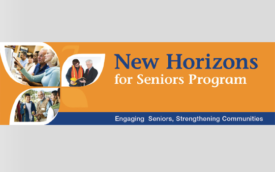SPECTRUM receives $25,000 grant from New Horizons for Seniors Program