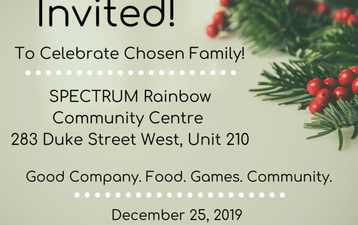 Chosen Family Celebration 2019