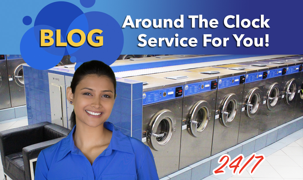 self service laundromat 24 hours - clean rite center