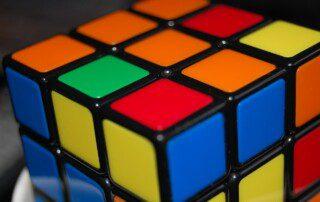 9 box - Rubick's Cube