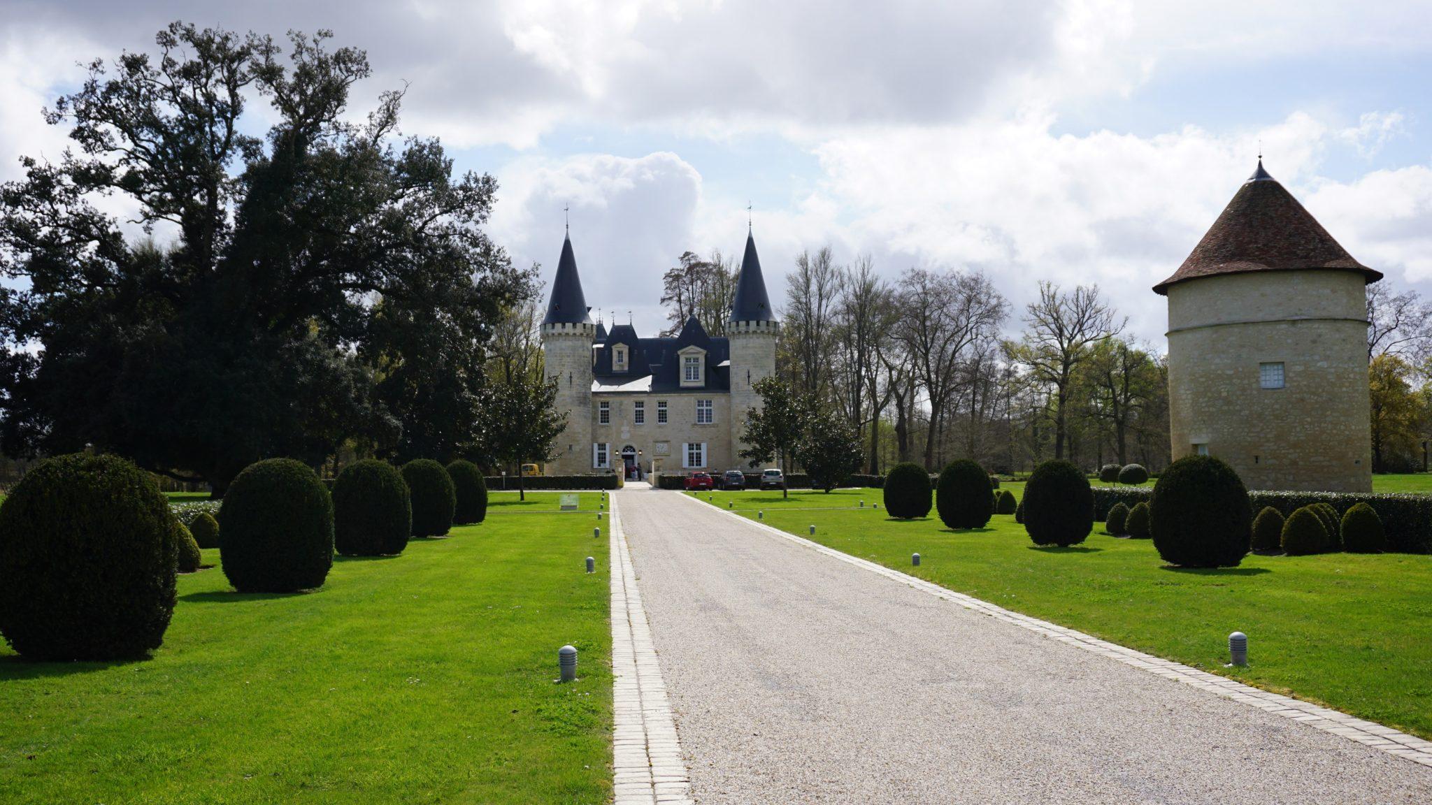 Bordeaux - Château D'Agassac