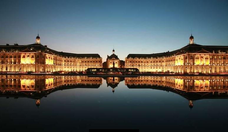 Bordeaux - Foto do site de turismo da cidade