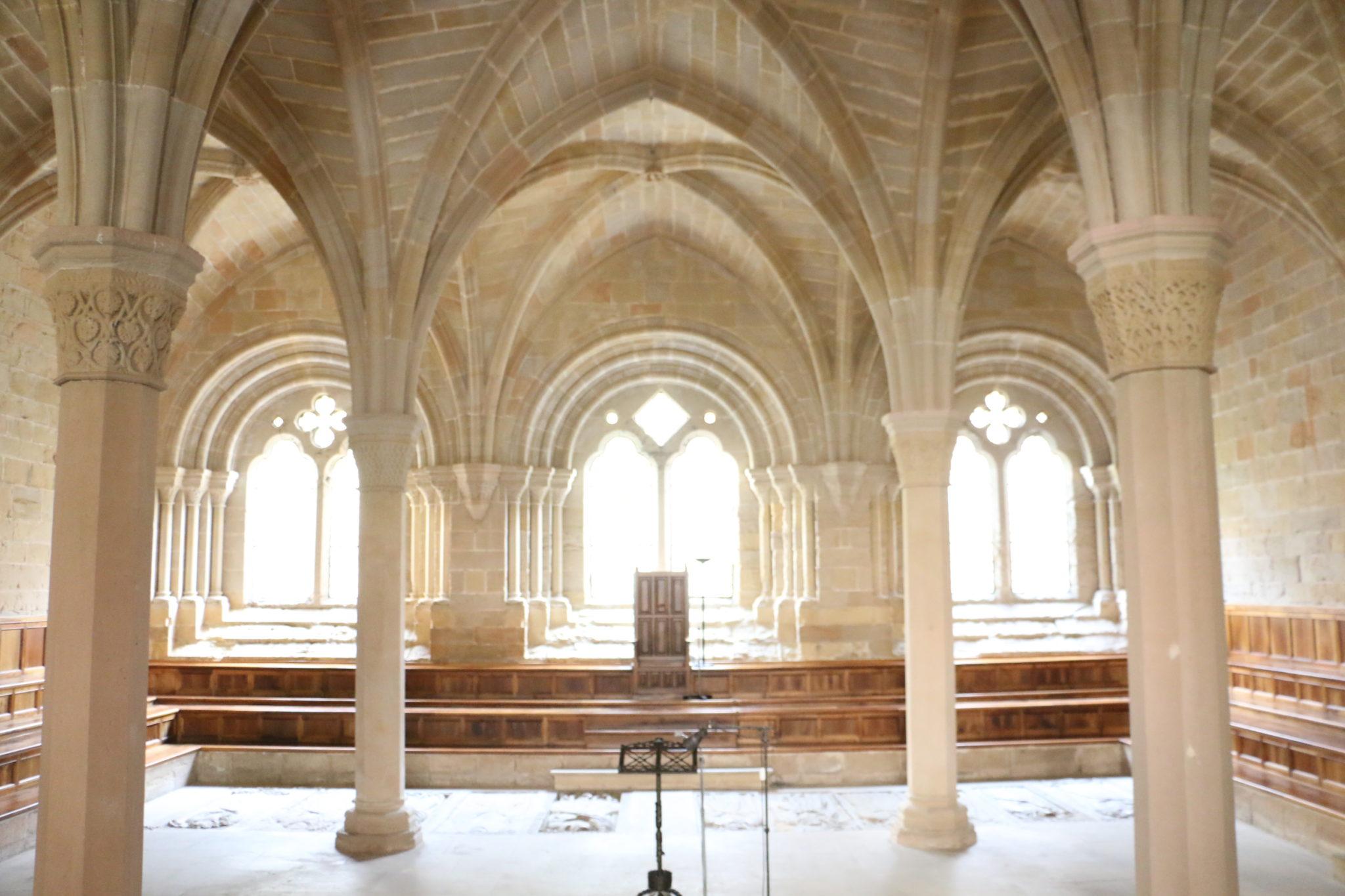 Monastério de Poblet - Catalunha