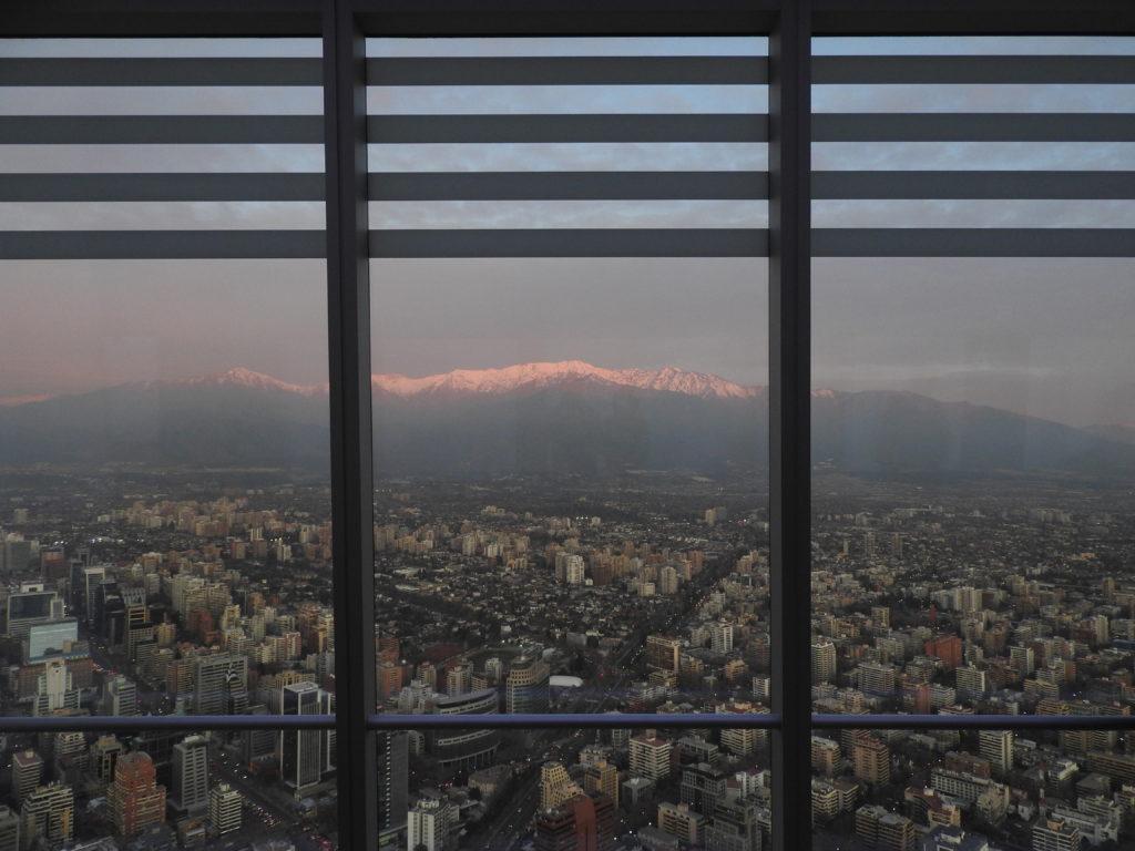 Mirador Costanera, Santiago de Chile