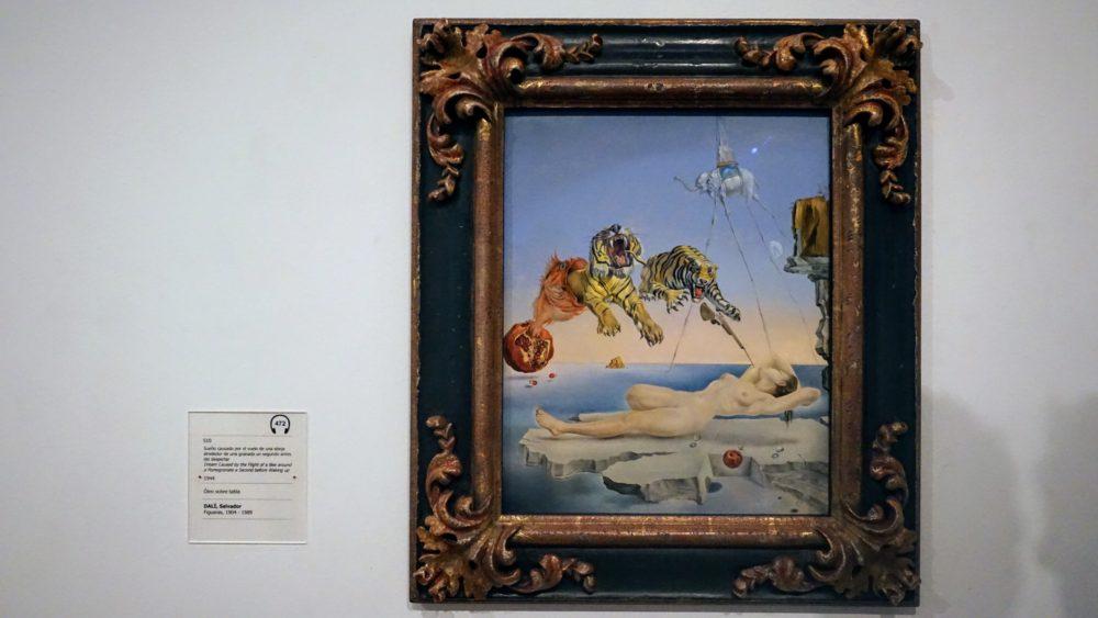 Obra de arte do Museu Thyssen-Bornemisza