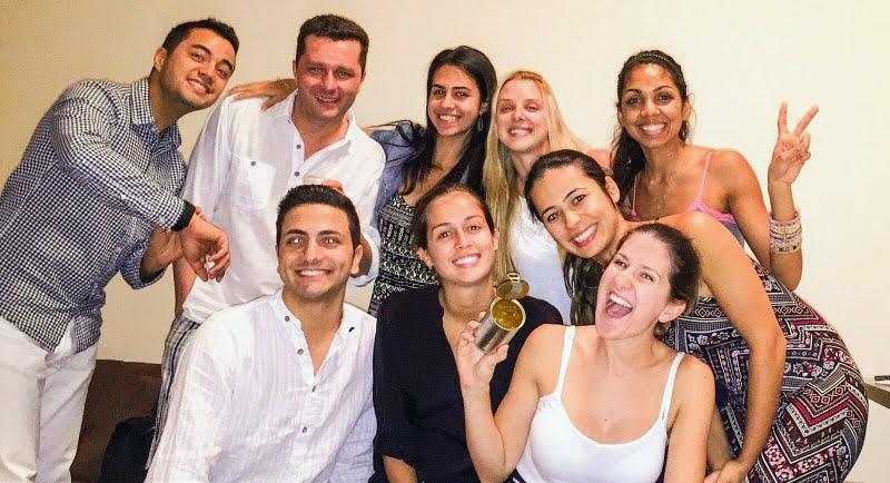 Morando em Dubai - mudar de país é ter que encontrar nos amigos os nossos familiares.