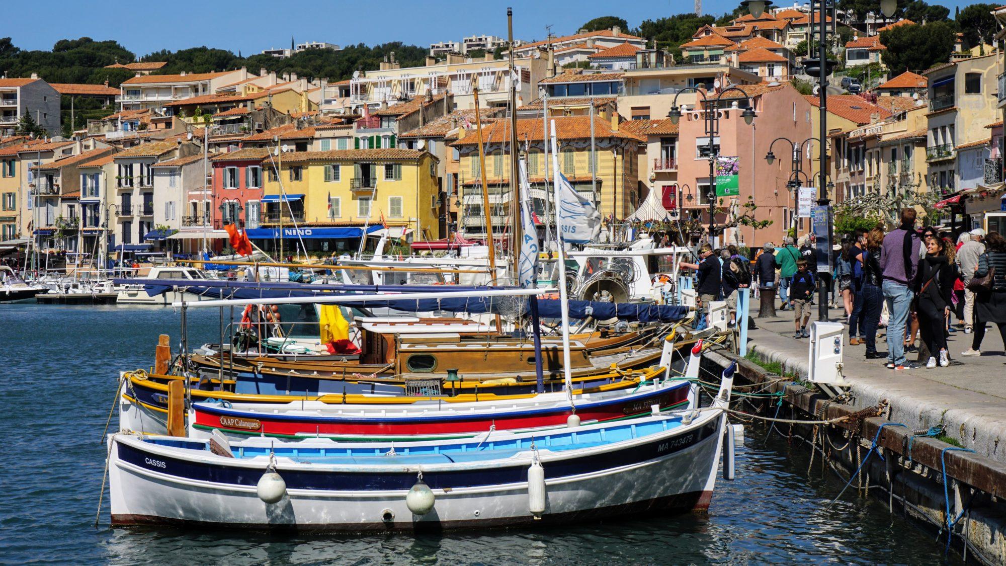 Cassis - Cotê d'Azur - França