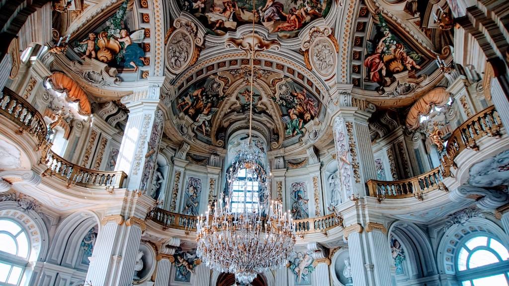 O que fazer em Turim - Visitar o Palácio de Caça