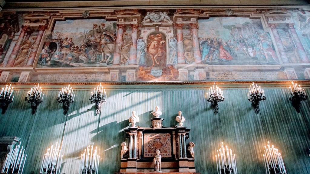 O que fazer em Turim - Visitar o Palácio Real de Turim