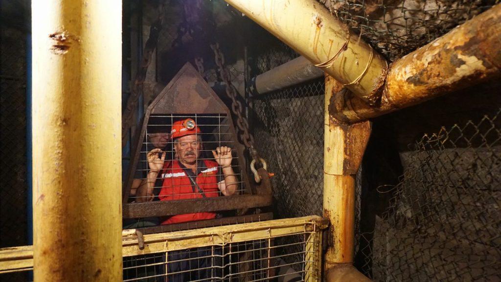 30 coisas antes dos 30 - Entrar em uma Mina junto com um mineiro
