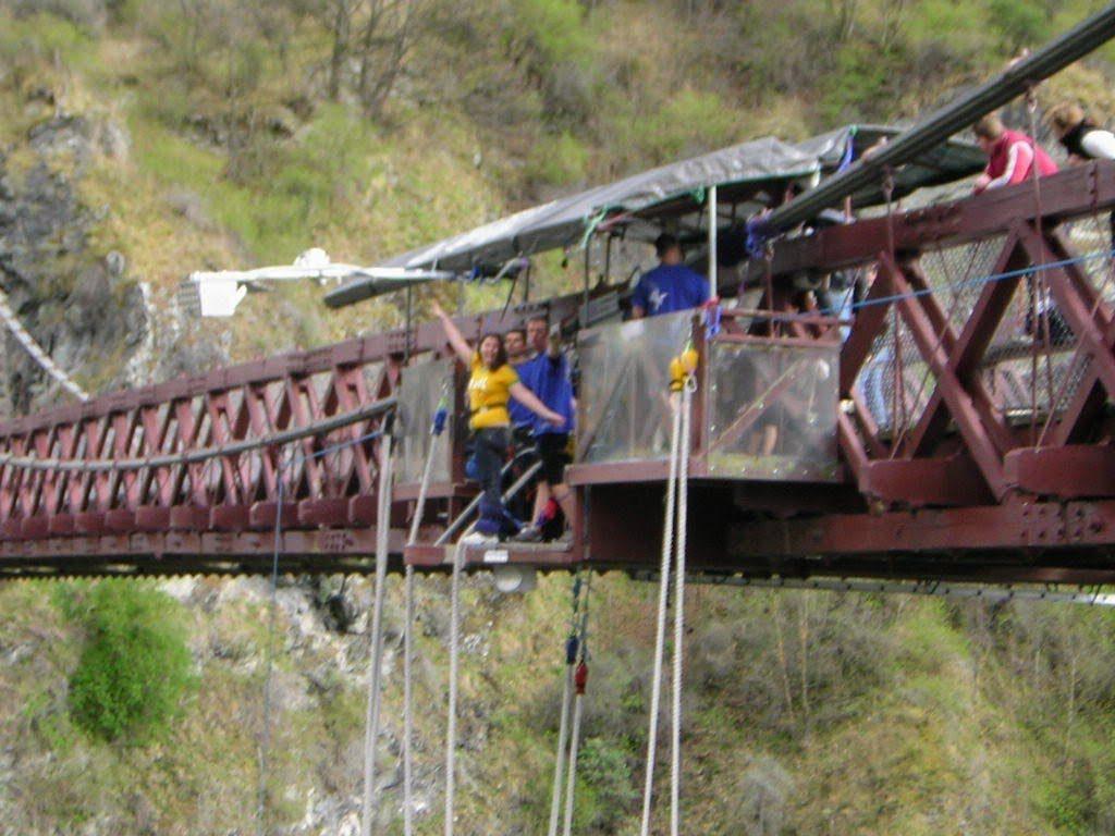 30 coisas antes dos 30 - Saltar de bungee jump na Nova Zelândia