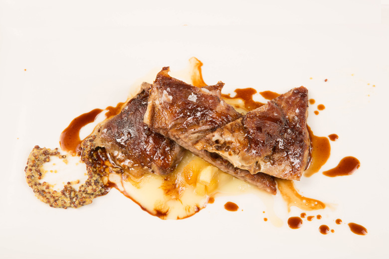 Onde comer em San Sebastian: Narru
