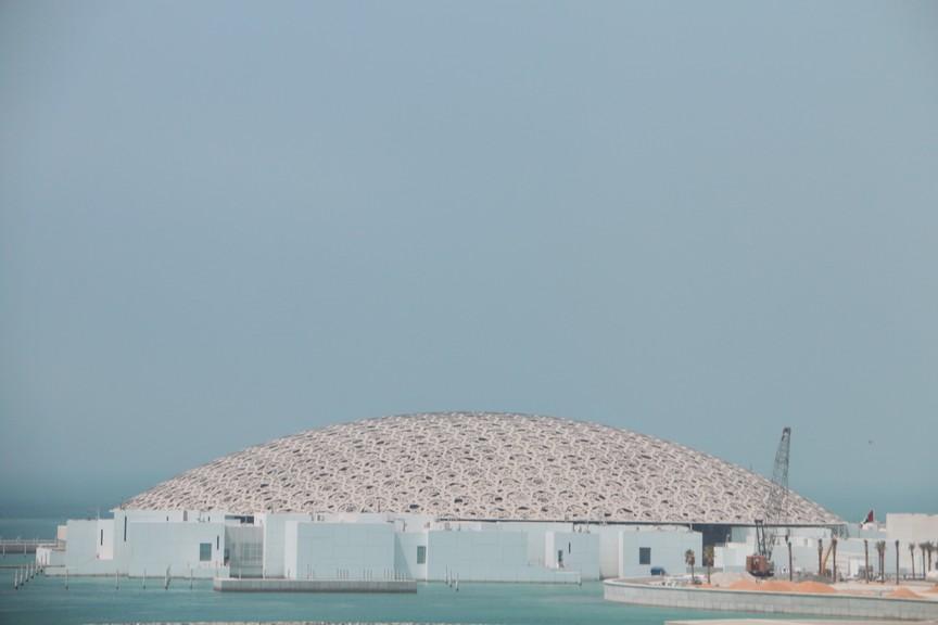 O que fazer em Abu Dhabi - Museu do Louvre