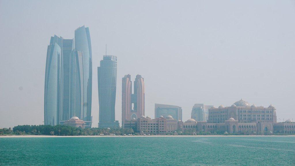 O que fazer em Abu Dhabi - Eithad Tower