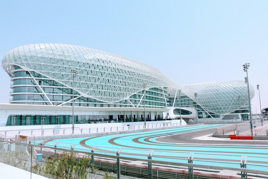 O que fazer em Abu Dhabi - Yas Marina Circuit