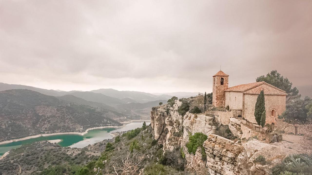 Conheça Siurana, na Catalunha, Espanha