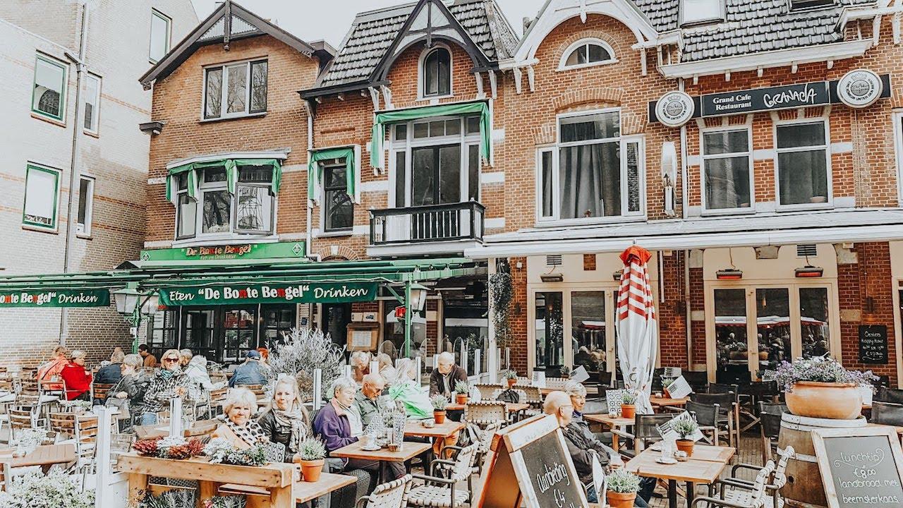 Feira de queijos de Alkmaar - como é?