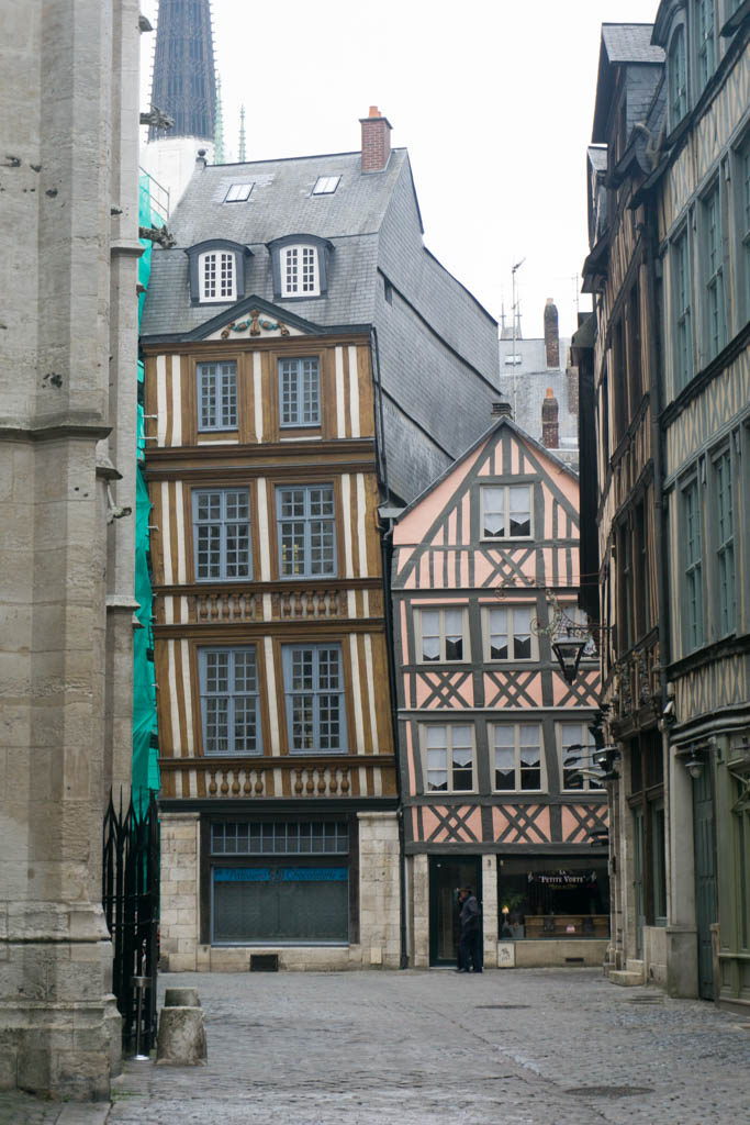 O que fazer em Rouen