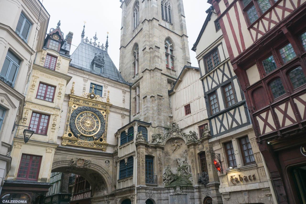 O que fazer em Rouen -