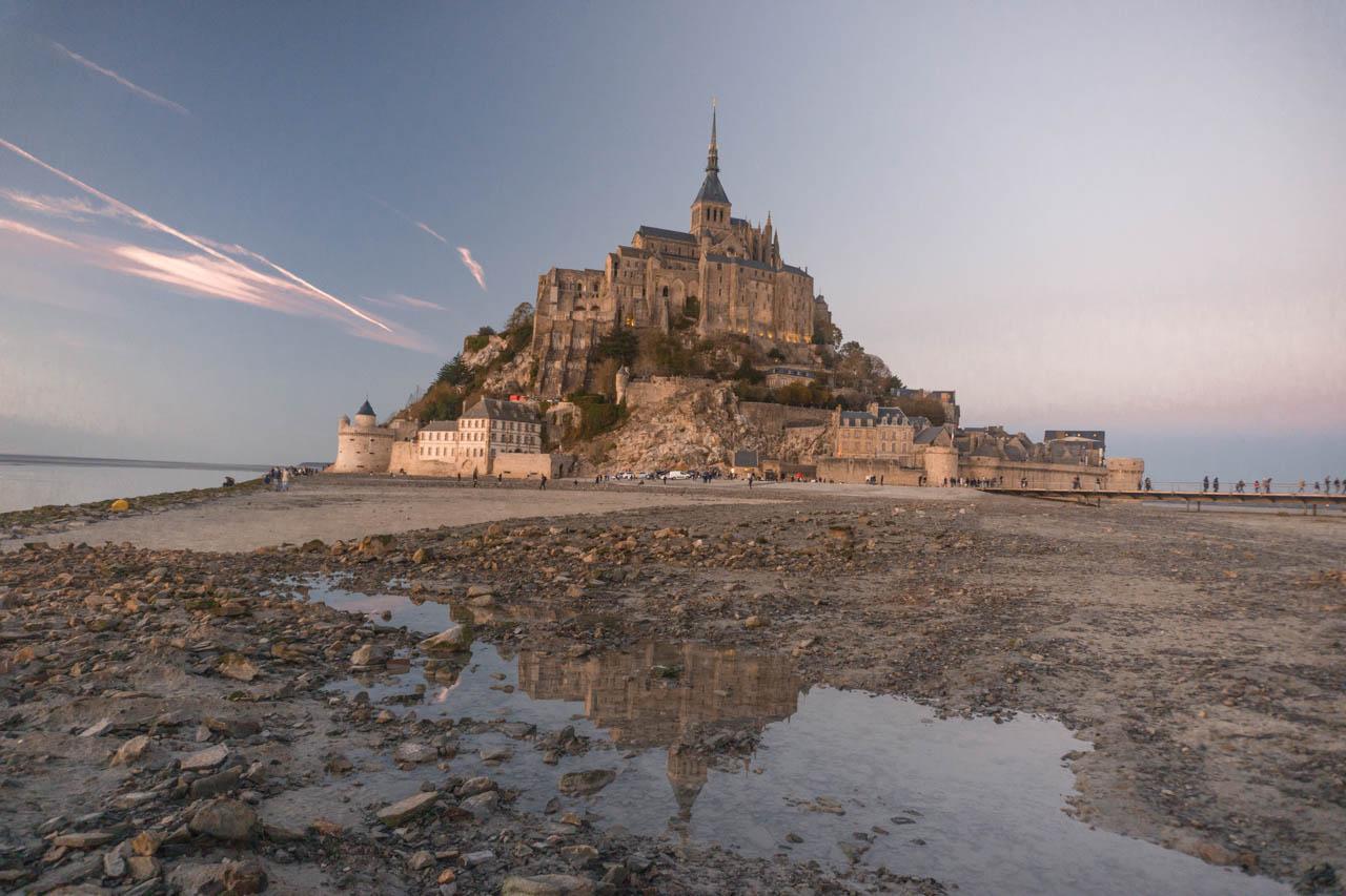 O que fazer no Mont Saint Michel