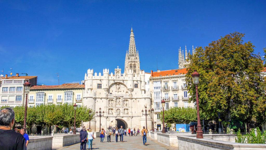 Arco de Santa Maria - Burgos