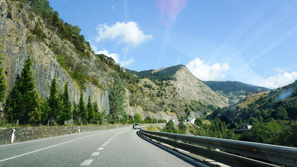 Estrada de Andorra