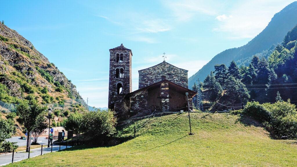 Igreja Românica - Andorra