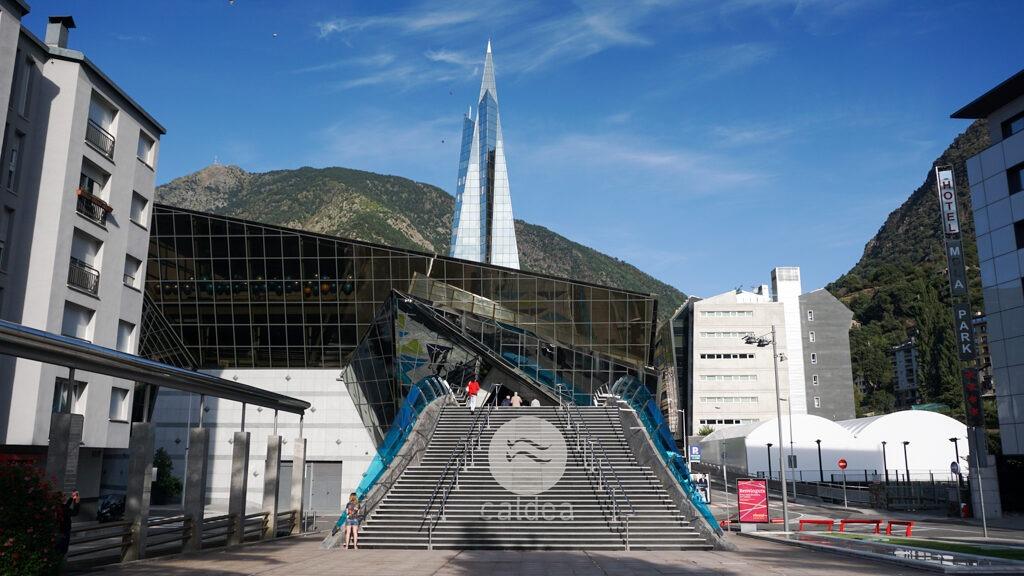 Caldea - SPA de Andorra